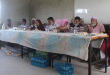 রামদিয়া বালিকা উচ্চ বিদ্যালয়ের এ্যডহক কমিটির প্রথম সভা অনুষ্ঠিত